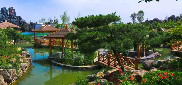 Lancui Lake Tianmu Hot Spring Resort