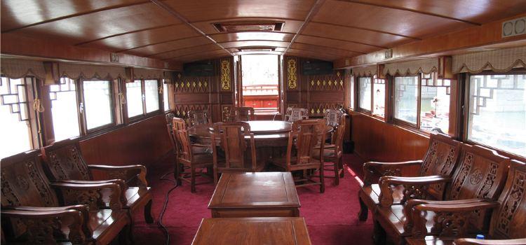 南湖遊船1