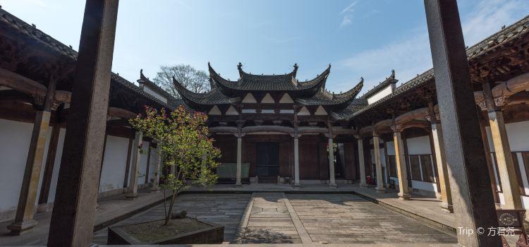 龍川胡氏宗祠2