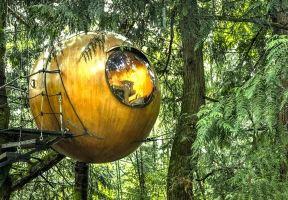 住得像個外星人?!盤點加拿大西岸十大奇葩旅宿