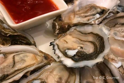 深圳福田香格里拉大酒店—鮮咖啡餐廳