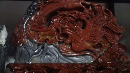 虎磬閣奇石展示廳
