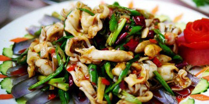 Mei Jie Chuan Wei Seafood Process2
