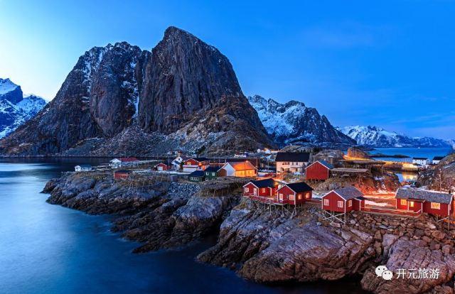 它被稱為北歐空氣最好的國家,藏著最美的峽灣和溫柔的白夜!
