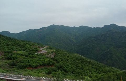 Natural Scenic Spots of Huangyukou