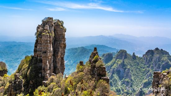Baishishan World Geopark