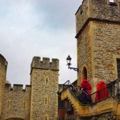 런던 타워 여행 사진