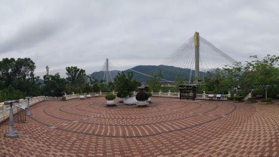 青嶼幹線訪客中心及觀景台