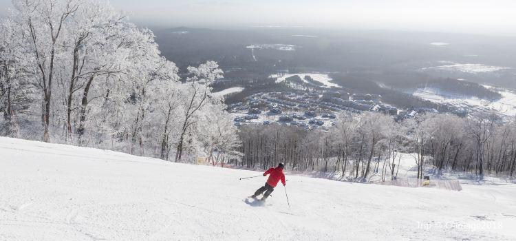 Wanda Changbaishan International Ski Resort1
