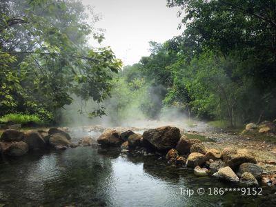 蓮雲谷溫泉