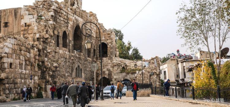 大馬士革城堡1