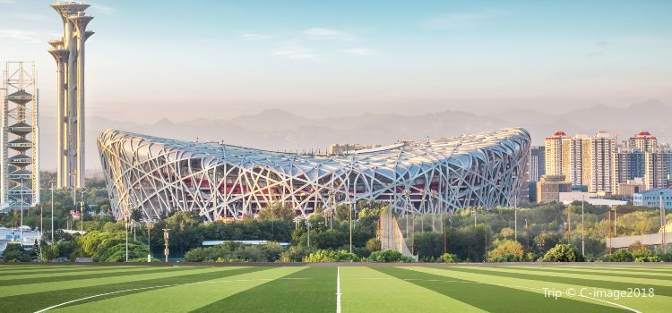 Bird's Nest (National Stadium)