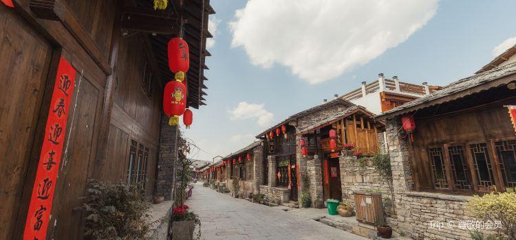 Jiuzhou Old Town