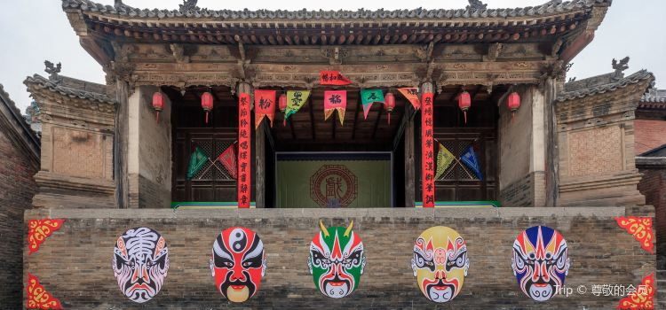 Zhangbi Ancient Castle2