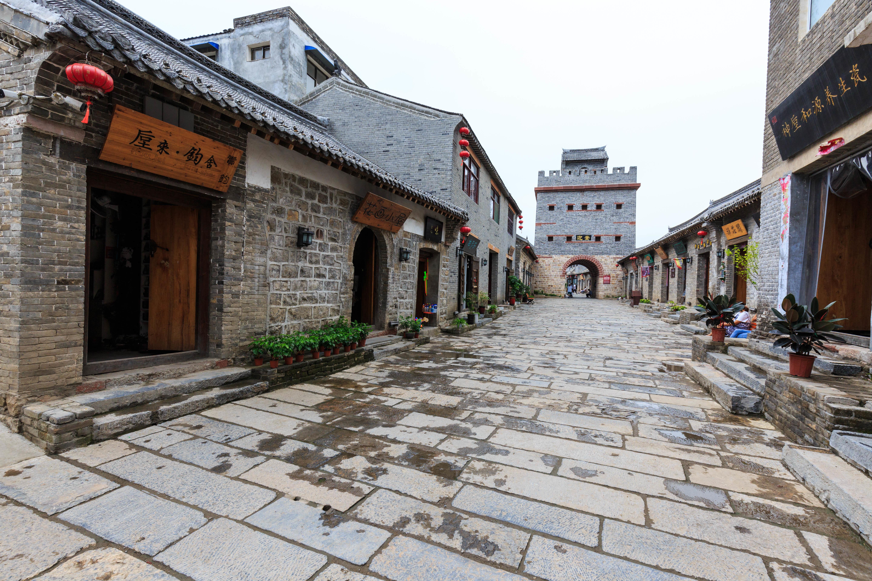 Shenhou Ancient Town
