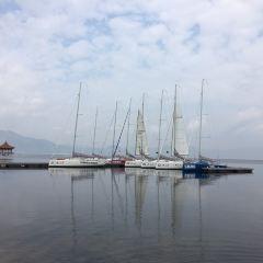 Fuxian Lake Sailing Base User Photo