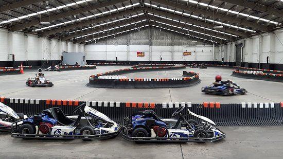 Supa Karts Indoor Raceway