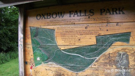 Oxbow Falls Park Disc Golf Course