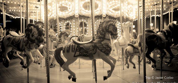 Flying Horses Carousel3