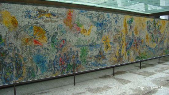 夏加爾國立博物館