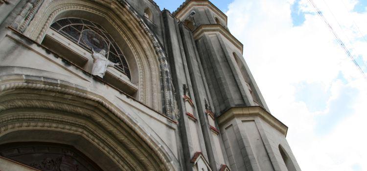 Iglesia Santa Clara de Asis