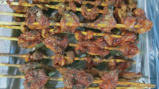 十八號米泉小馬燒烤攤
