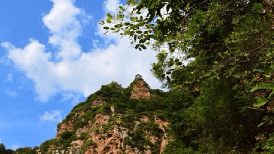 Jiulongtan Natural Scenic Area