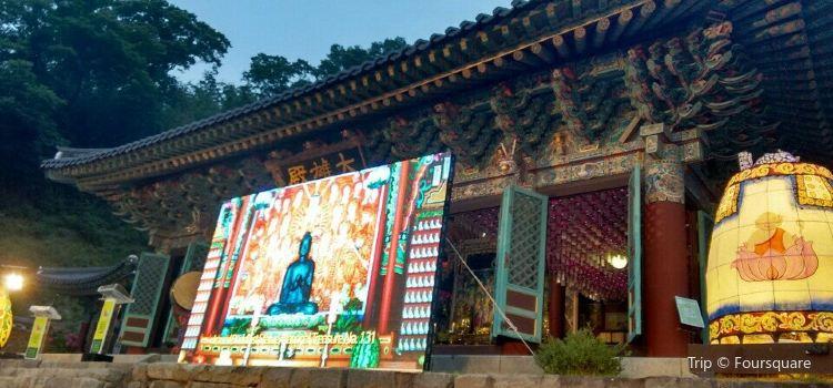 JeungSimSa Temple3