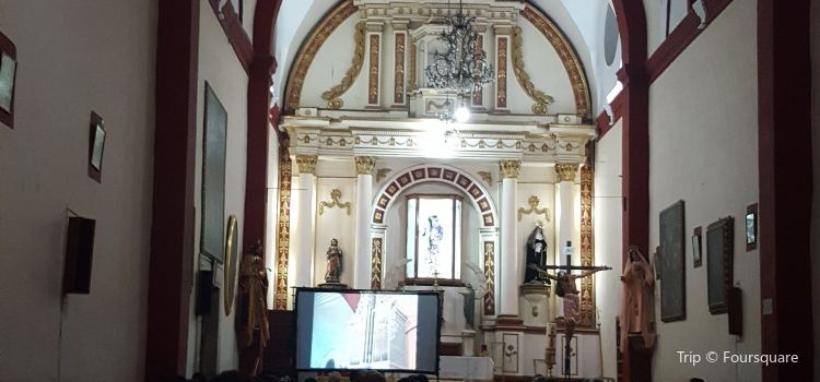 Templo de San Matías Jalatlaco:2
