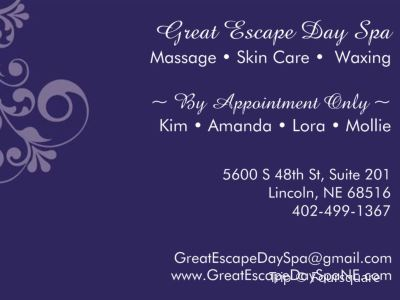 Great Escape Day Spa
