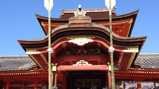 Hachimangu Shrine