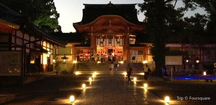 Hachimangu Shrine1