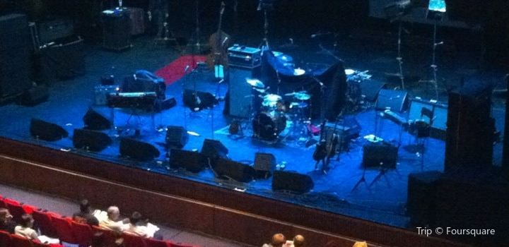 Centennial Concert Hall3