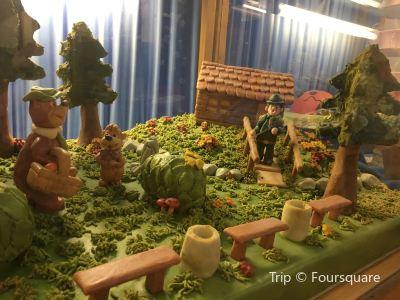 Marcipán Múzeum Cukrászda