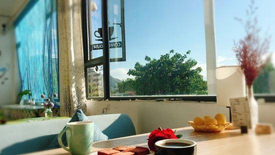 海鄰居貓寧海景咖啡飲吧