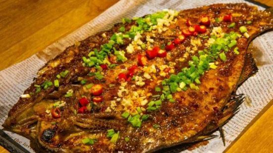 北海錦鯉創藝海鮮燒烤餐廳