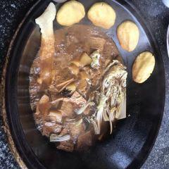 白洋澱鍋裡口灶台魚(白洋澱土著人的燉魚館)用戶圖片