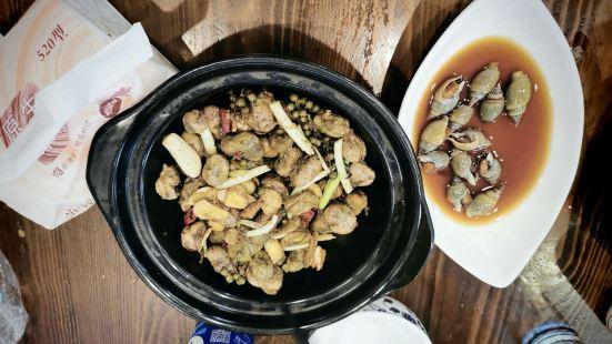 滿覺人家土菜館