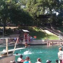 Barton Springs Pool User Photo