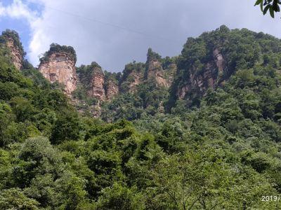 五柱峰景區