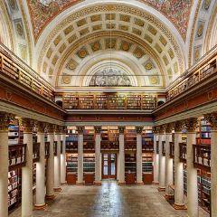 赫爾辛基大學主圖書館用戶圖片