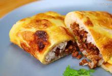 武汉美食图片-豆皮