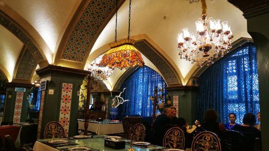 踏吉美藍餐廳