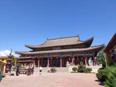 红山公园大佛寺-乌鲁木齐-杨坤