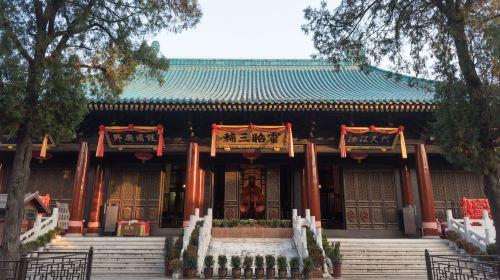 Xi'an Town's God Temple