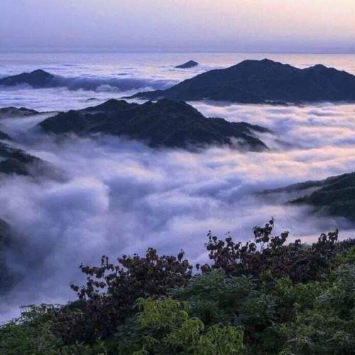 雲霧山景區