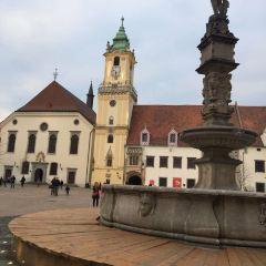 Bratislava Old Town User Photo