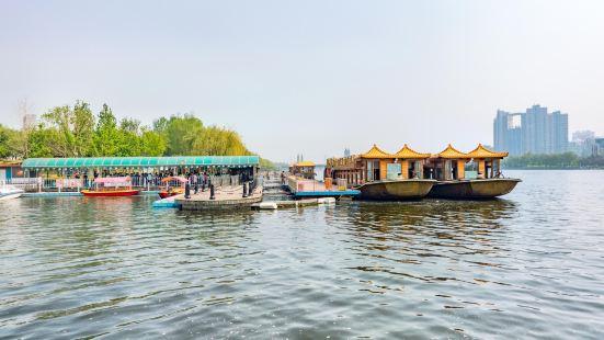 Beijing Tongzhou Canal Park