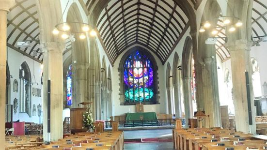 Minster Church of St. Andrew
