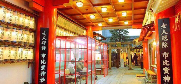 Ichihime Shrine3